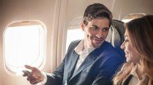 HSBC調查:51%打工仔會在飛機上搭訕