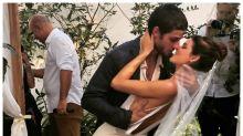 Após casamento, Laura Neiva e Chay Suede planejam filhos: 'Queremos vários'