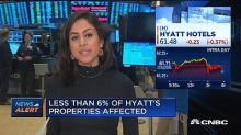 Hyatt: Credit card data breach occurred between March 18 ...