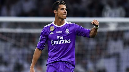 Ronaldo: I want more trophies - that's why I'm staying at Real Madrid