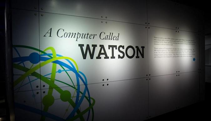 Watson will assess your personality based on your writing