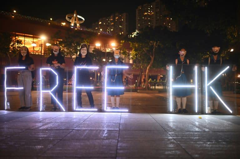 Hong Kong once again erupts into violence