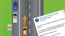 Simple overtaking question leads to myriad of responses