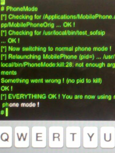 Truphone demos VoIP for iPhone