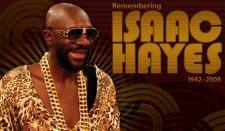 iTunes pays tribute to Isaac Hayes