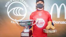 Surf - Euro Juniors - Championnat d'Europe Juniors: Kauli Vaast sacré pour la troisième fois