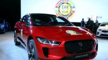 JLR to launch electric Jaguar I-PACE in India in early 2021