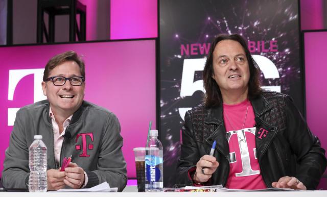 John Legere leaves T-Mobile's board of directors a few weeks early