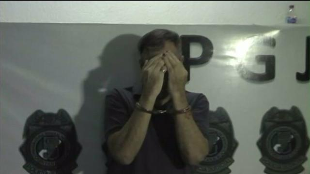 Fugitive USC Professor Captured in Mexico