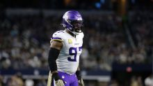 Report: Cowboys signing former Vikings Pro Bowler Everson Griffen