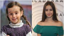 El impresionante cambio de Priscilla Delgado, la niña de 'Los protegidos'