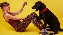 Fit in my 40s: am I fat-shaming my dog if we work out together?