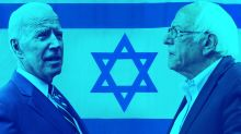 Biden and Sanders Teams Stand Off Over Israeli 'Occupation'