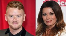 'Coronation Street' stars Alison King and Mikey North deny they shared kiss at National Television Awards