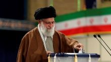 Iranians vote in parliament elections favouring conservatives