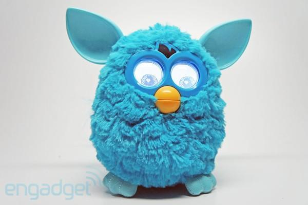 Furby gets a reboot for 2012, we go hands-on (video)