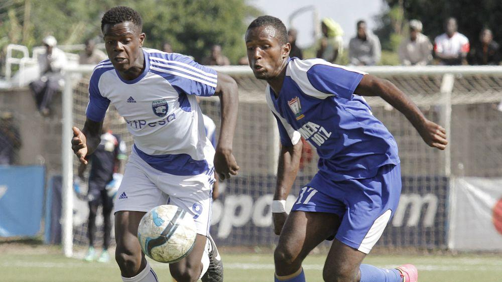 AFC Leopards striker recalled for Kenya duty against DRC