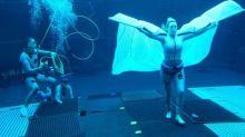 Pour Avatar 2, Kate Winslet est devenue une pro de l'apnée