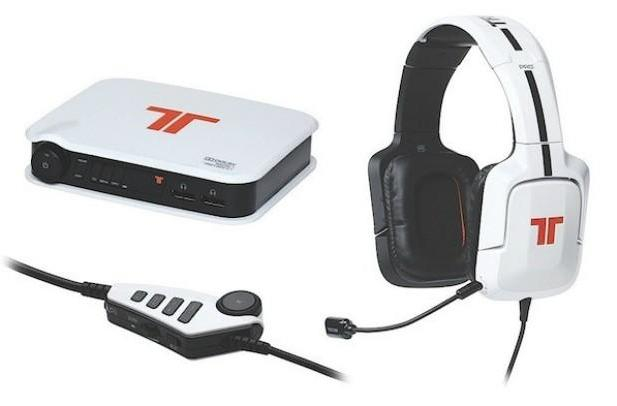Mad Catz Tritton Pro+ True 5.1 Surround Sound Headset now shipping for $200