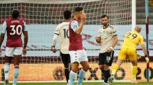 Foot - ANG - Manchester United: une victoire contre Aston Villa et trois records