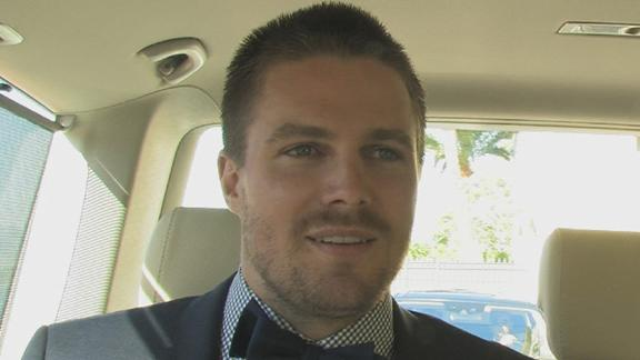 Stephen Amell: What Excites Him Most About 'Arrow' Season 2?