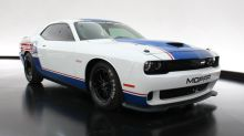 2020 Dodge Challenger Drag Pak comes solely with supercharged power