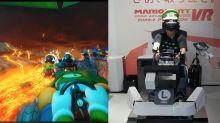 【Engadget】東京直擊!Mario Kart VR 讓你置身於賽道上