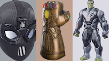 Avengers, assemble! Marvel-themed gifts are up to 57 percent off on Amazon today
