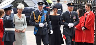 Middleton, Markle steal show in latest appearance