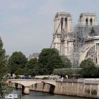 Plans for Notre Dame spire reconstruction cause a fight among officials