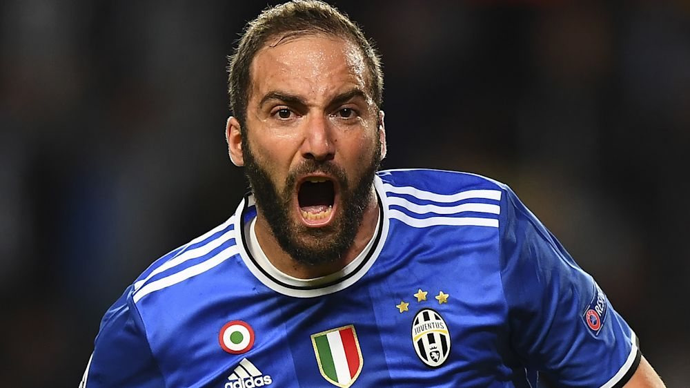 Higuain relishes ending knockout drought with brace against Monaco