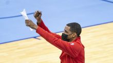 Stephen Silas keeps a healthy outlook for Rockets
