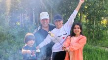 El hijo de Thalía parece el clon del hijo de Shakira; míralo