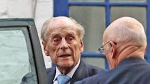 Duke of Edinburgh leaves hospital after four-night stay for 'pre-existing condition'