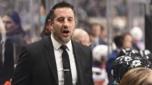 Sharks banking on Bob Boughner's second time as NHL coach being charm