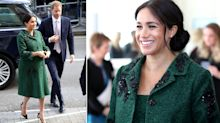 Pregnant Meghan turns to Canadian-born designer Erdem for Commonwealth Day event