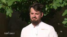 """Top chef 2020: Adrien échoue en finale malgré un incroyable dessert """"militant"""", les internautes indignés"""