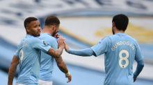 Gabriel Jesus marca e Manchester City goleia o Newcastle