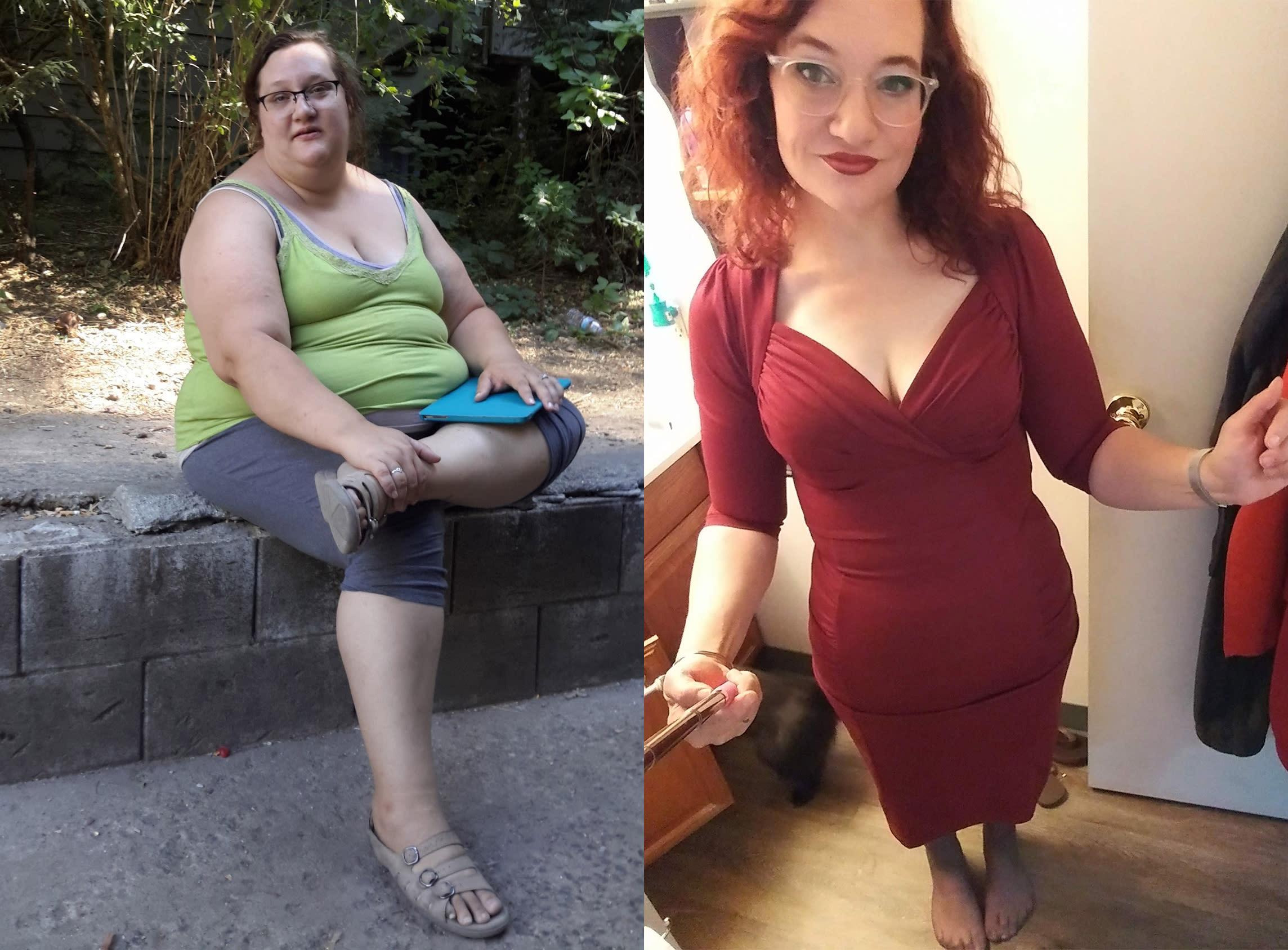 Kimberly Thompson Lost 146 Pounds Video