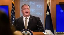 'Substantial chance' Russian officials behind Navalny poisoning: U.S.'s Pompeo