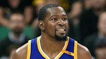 NBA Playoffs 2017: No slowing Kevin Durant for Western Conference (and Cavs?)