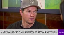 How Mark Wahlberg is now serving burgers 'in a big way'