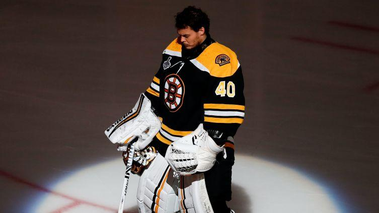 Bruins Twitter explodes with reaction to news of Tuukka Rask opting out
