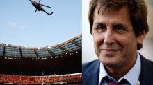 Rugby - Top 14 - Le jour où Max Guazzini a fait venir le Brennus par hélicoptère