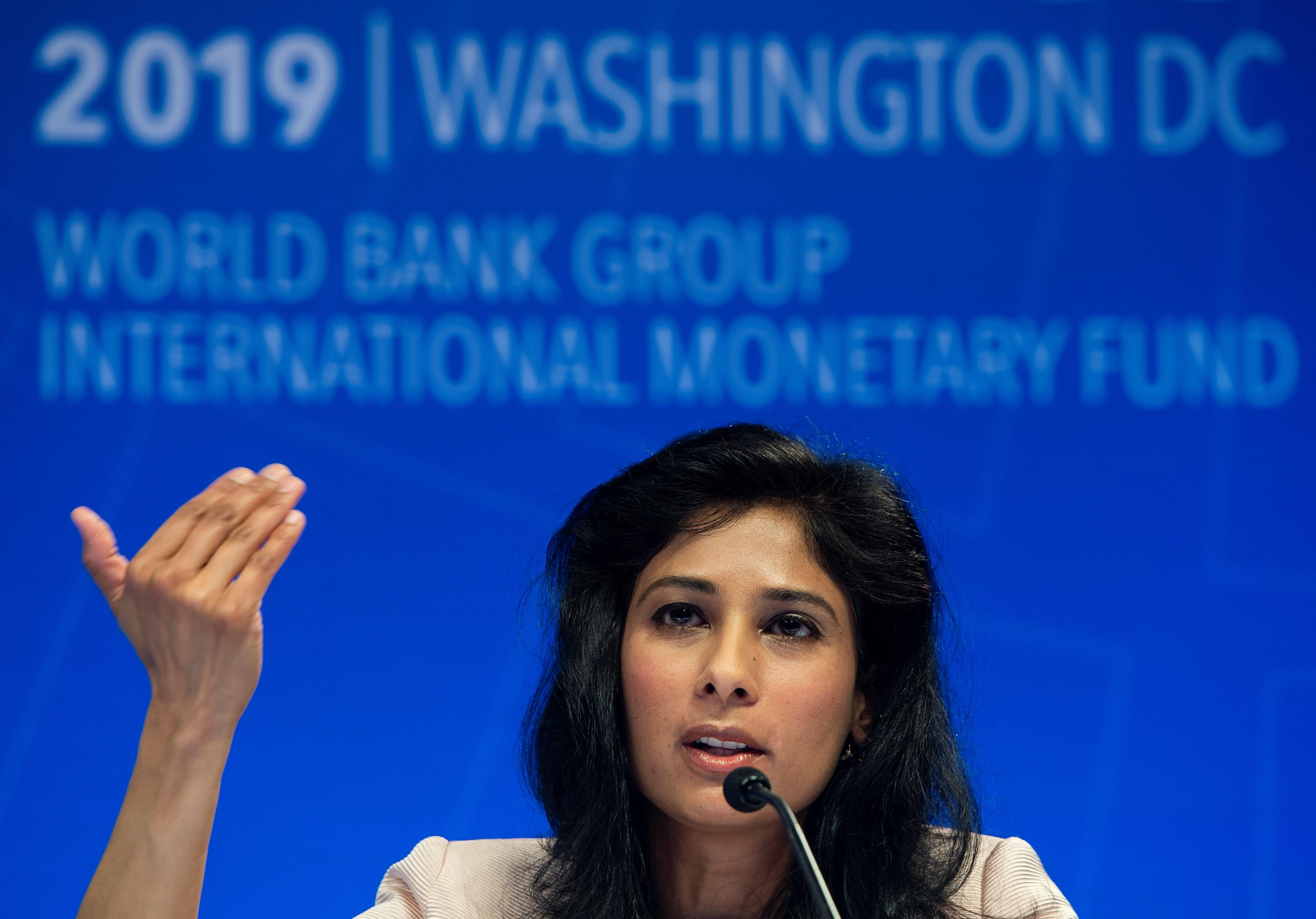'There is plenty to worry' about for global growth: IMF chief economist