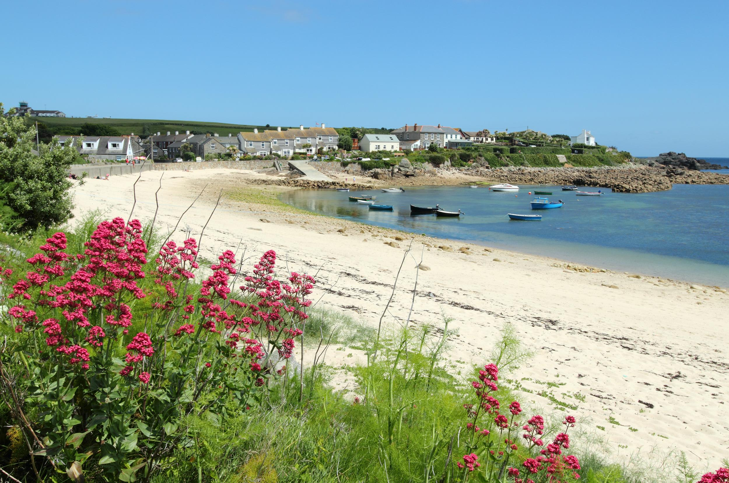 <p>St. Mary's is the largest of the Isles of Scilly. There are ten islands in the archipelago but only five of them are inhabited. St, Mary's has a wonderful musuem, three gorgeous beachesand a sailing centre for those looking to explore the islands by water.</p>  <p></p>