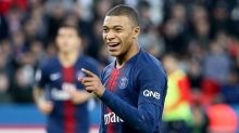 France star Mbappe creates history in PSG win