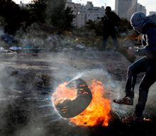 Two Palestinian militants killed in Gaza 'preparing attack on Israel'