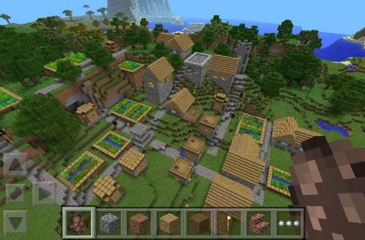 Minecraft: Pocket Edition gets a facelift with update 0.10