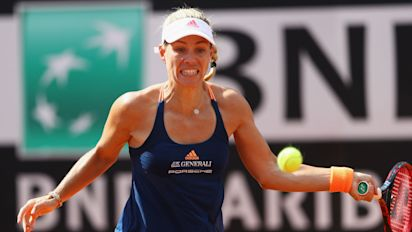 Kerber wants to fall in love with clay in bid to arrest slump